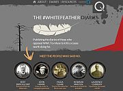 White Feather Diaries